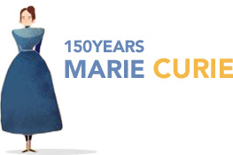 150 Years Marie Curie